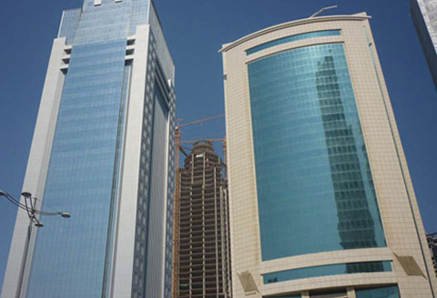 construction company in qatar